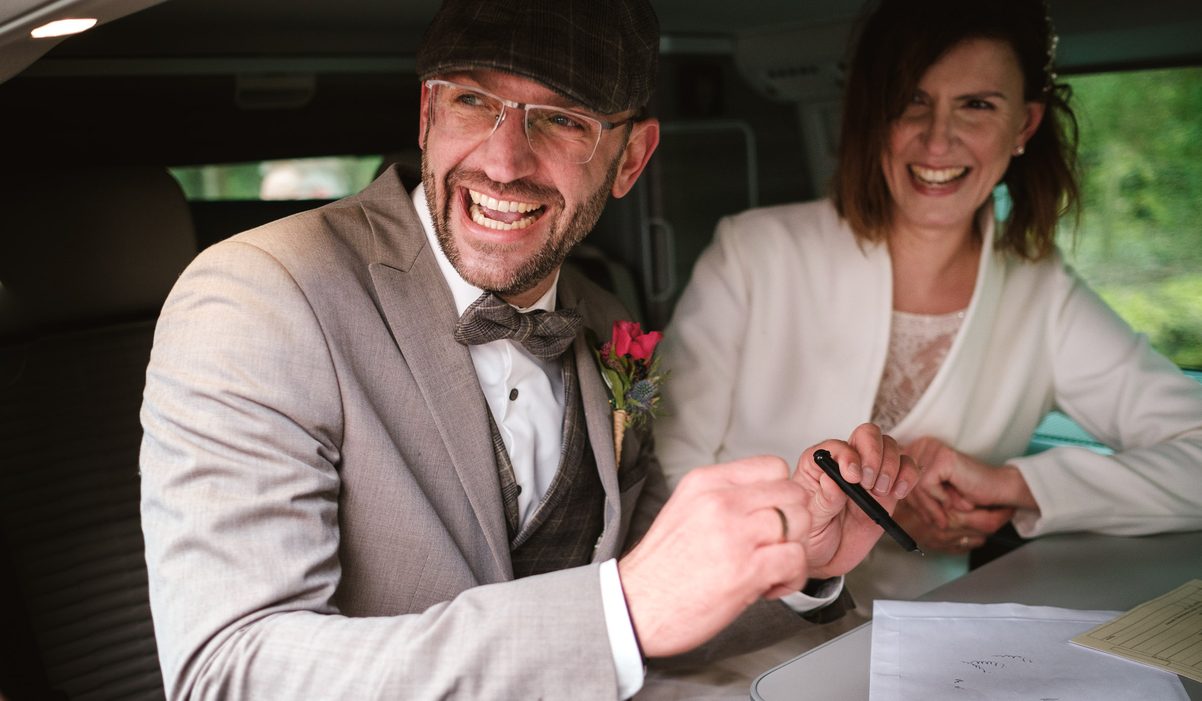 Scottish Elopements - The Legal stuff
