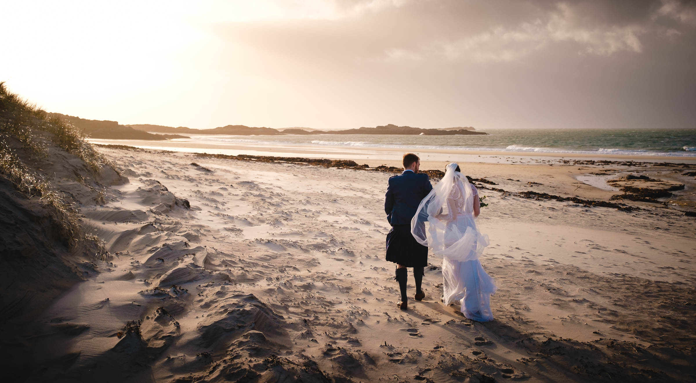 Arisaig Elopement Photography