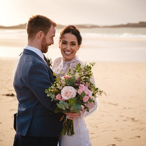 arisaig adventure elopement photography